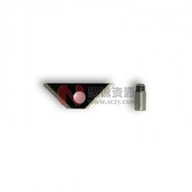 BR1001 诺佳(NOGA)修边器 R1内外孔刀头
