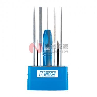YT3000 诺佳(NOGA) 套装金刚石什锦锉-去毛刺工具