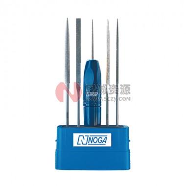 YT3300 诺佳(NOGA) 套装金刚石什锦锉-去毛刺工具