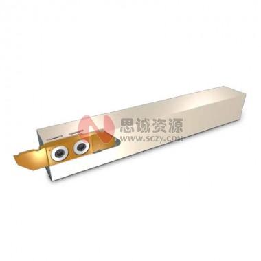 伊斯卡ISCAR 加长型切槽、切断刀片 最大切削深度10mm
