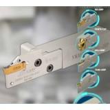 伊斯卡ISCAR 用于切断、切槽加工的紧凑型模块式刀夹 切槽/切断王牌