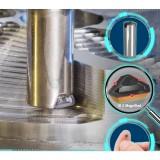 伊斯卡ISCARA 大进给立铣刀系列 铣刀直径范围8-10mm Nano微型铣刀