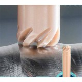 伊斯卡ISCAR  大进给铣刀 直径范围6-20mm 陶瓷铣刀