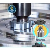 伊斯卡ISCARA  可换式硬质合金刀头 直径范围32-50mm 面铣刀王牌