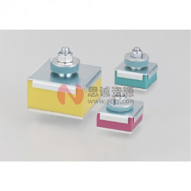 ERON-NABEYA雅朗 E-1127/螺栓锁定式防振座(方形)