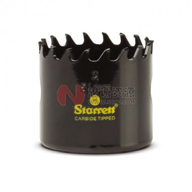 施泰力/Starrett 硬质合金CT高性能三重切削硬质合金开孔锯